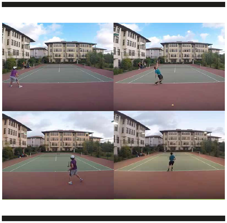 Understanding Lonesome Tennis Players Insights For Future Wearables